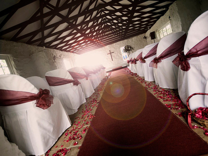 Lythwood Lodge Chapel