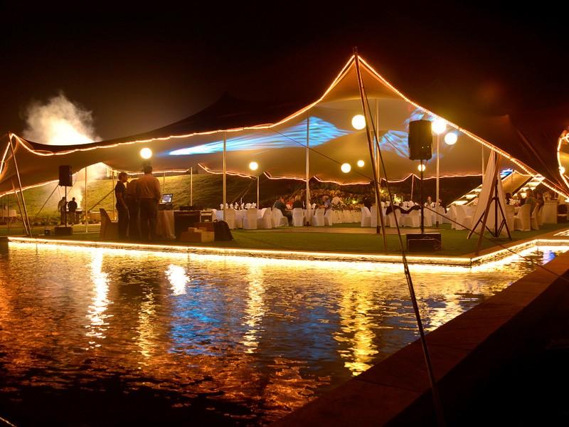 Lythwood weddings - Avellini Tent